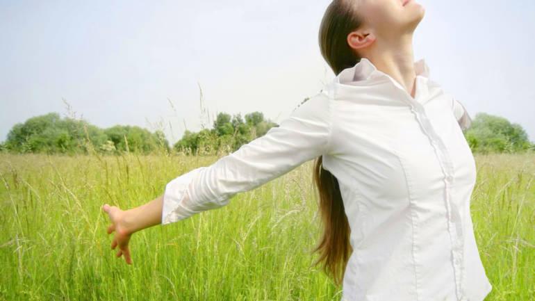 I vantaggi nel respirare bene